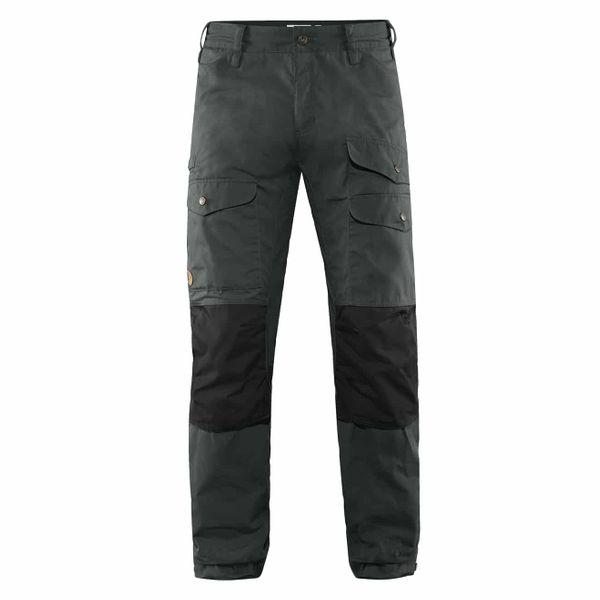 Fjall Raven Fjallraven Vidda Pro Ventilated Trousers Regular Dark Grey / Black In Pink
