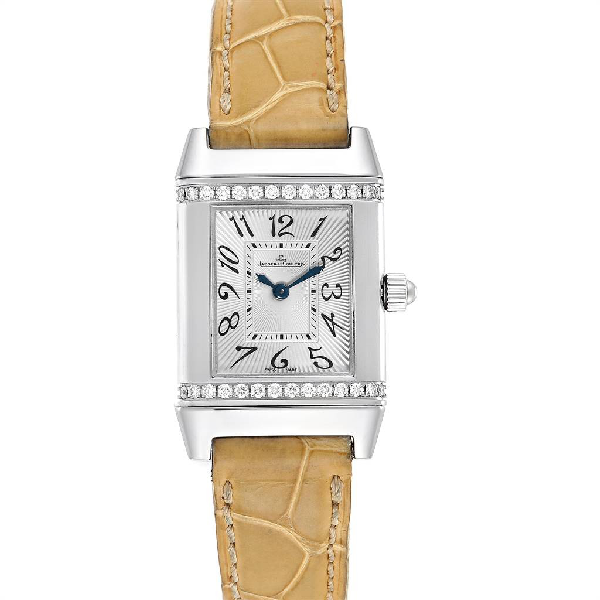 Jaeger-lecoultre Reverso Florale Ladies Diamond Watch 265.8.86 Q2658430 In Not Applicable
