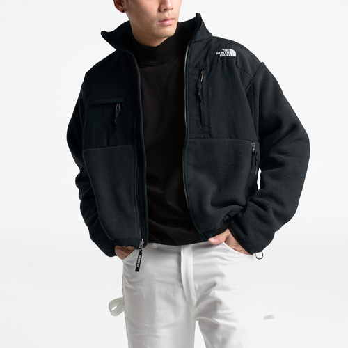 The North Face 95 Retro Denali Jacket In Black