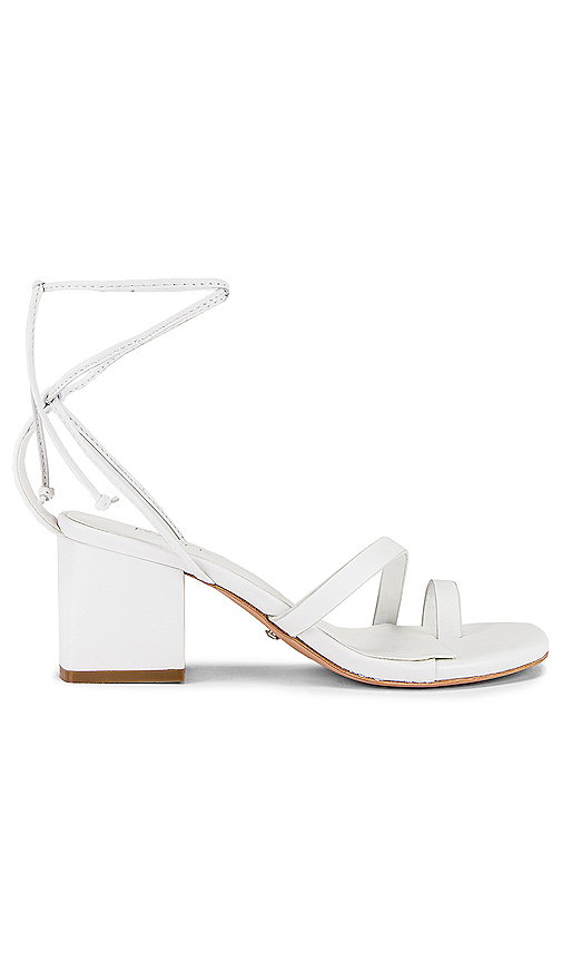 Raye Sussex Heel In White