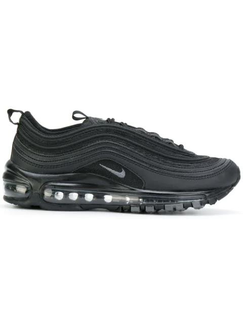 Nike Air Max 97 Women's Shoe (black) In 001 Black