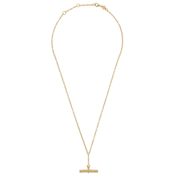 Daisy London X Estée Lalonde 18kt Gold-plated Necklace