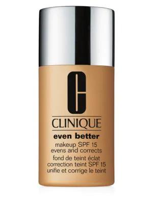 Clinique Women's Even Better™ Makeup Broad Spectrum Spf 15 In Wn 114 Golden
