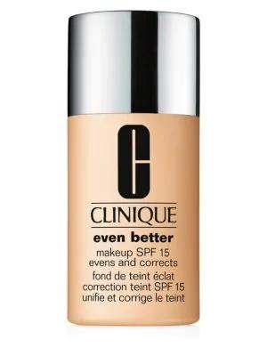 Clinique Women's Even Better™ Makeup Broad Spectrum Spf 15 In Neutrals