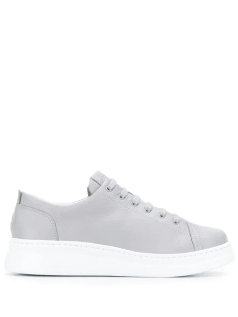 Camper Runner Up Lace-up Trainers In Grey