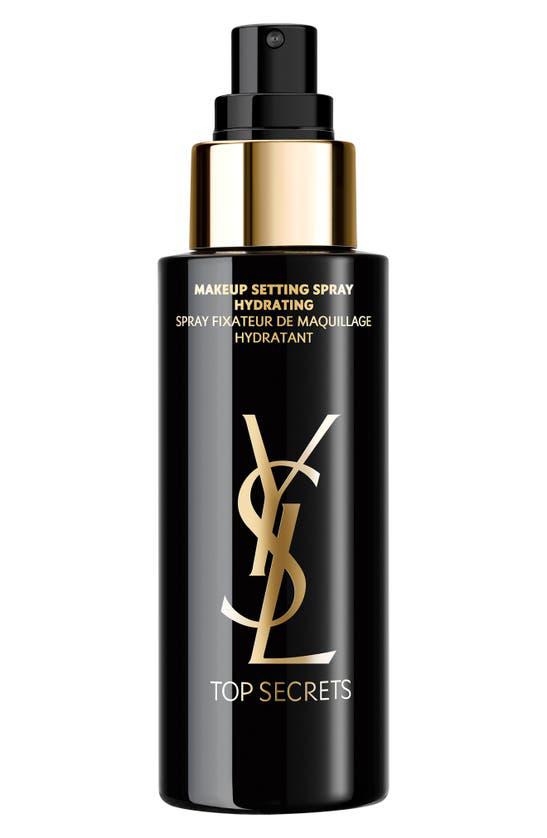 Saint Laurent Top Secrets Glow Perfecting Makeup Setting Spray, 3.4 oz