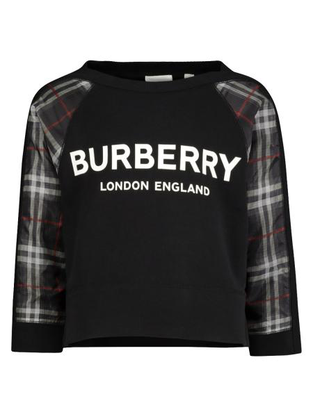 Burberry Kids Esther In Black