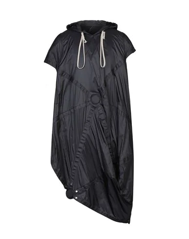 Rick Owens Jackets In Black