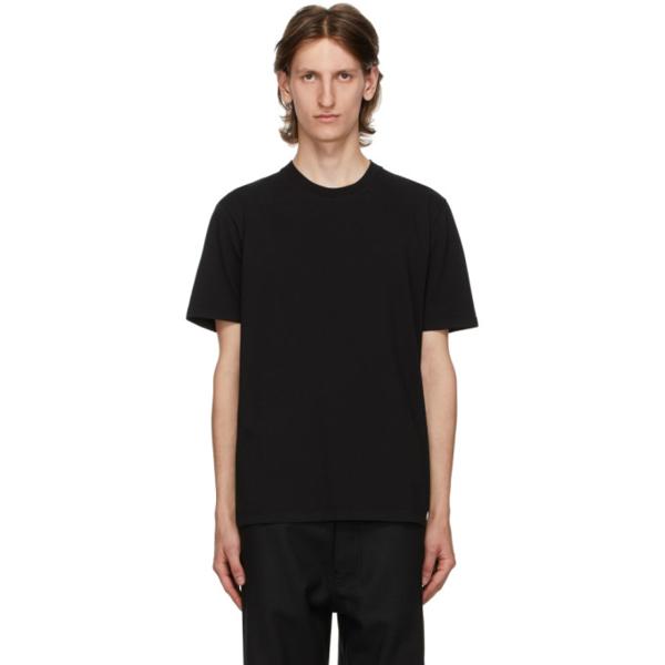 Maison Margiela T-shirt In Black Cotton
