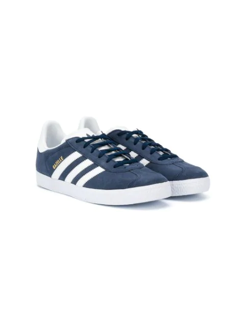 Adidas Originals Kids' Gazelle J Sneakers In Blue