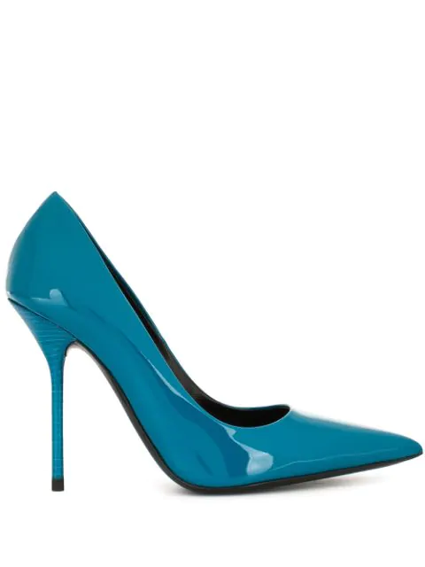 Tom Ford Pointed-toe Pumps In Blue
