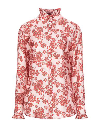 The Gigi Floral Shirts & Blouses In Pink