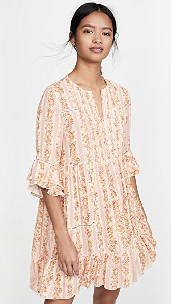 Playa Lucila Printed Tunic Dress In Multi