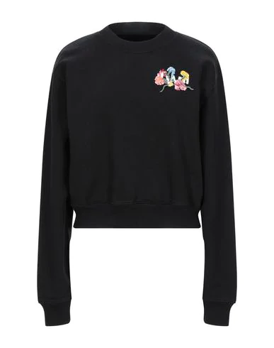 Off-white Sweatshirt In Black