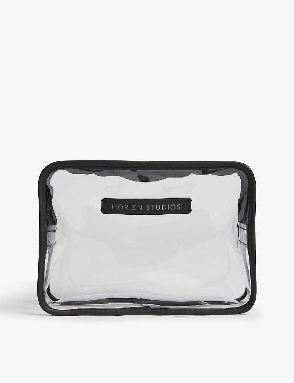 Horizn Studios Vega Transparent Liquids Case In Black