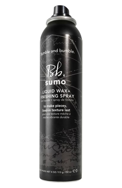 Bumble And Bumble Sumo Liquid Wax+ Finishing Spray 4 oz/ 113 G