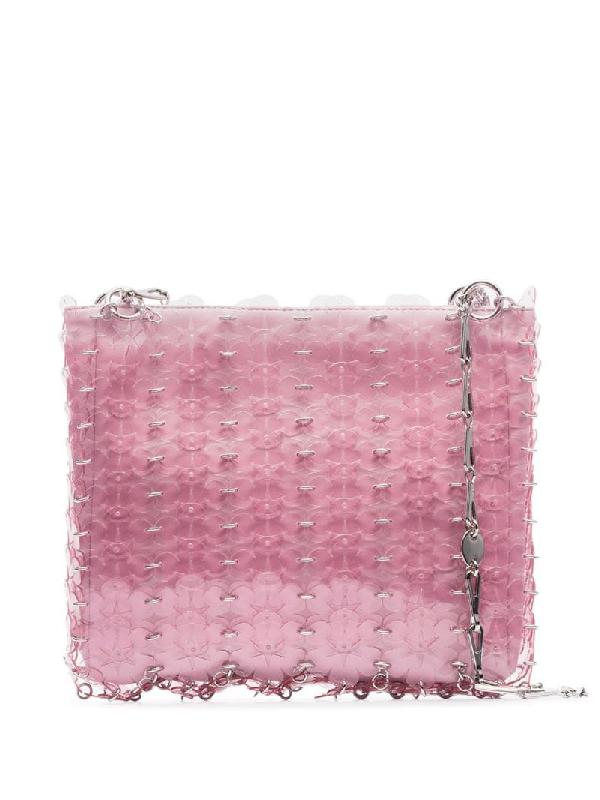 Paco Rabanne 'hawaii 1969' Schultertasche In Pink