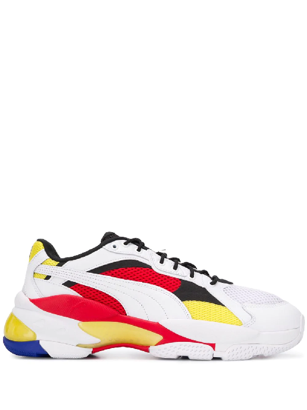 Men's Lqdcell Epsilon Casual Sneakers From Finish Line In White