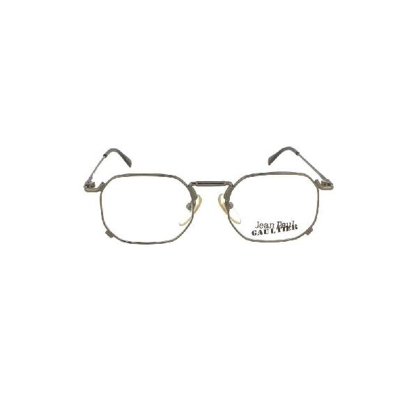 Jean Paul Gaultier Men's Grey Metal Glasses