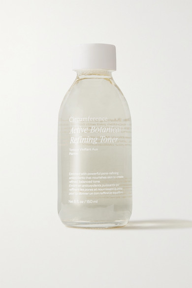 Circumference Active Botanical Refining Toner, 150ml In Colorless