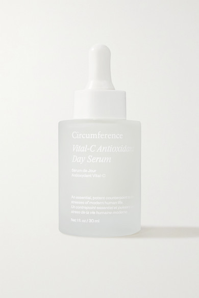 Circumference Vital-c Antioxidant Day Serum, 30ml In Colorless
