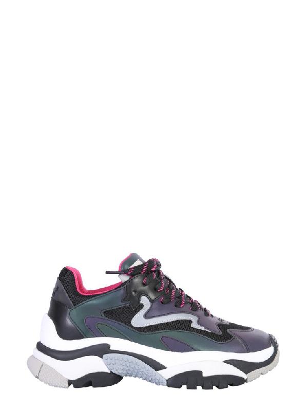 Ash Rainbow Addict Strobe Sneaker In Multi