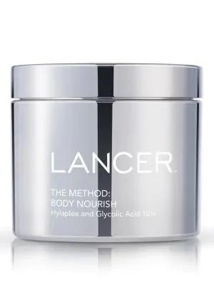 Lancer Women's The Method: Body Nourish Cream With Hylaplex And 10% Glycolic Acid