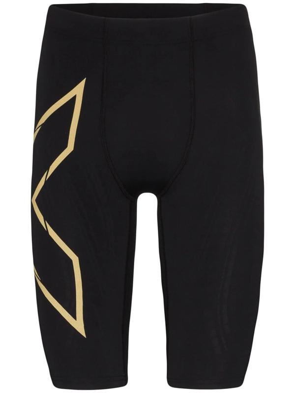 2xu Black Mcs Run Compression Shorts