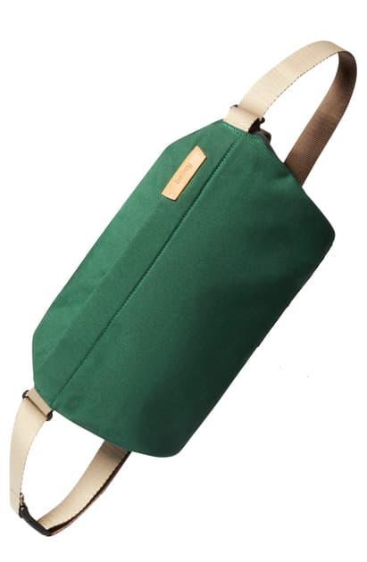 Bellroy Sling Belt Bag In Forest