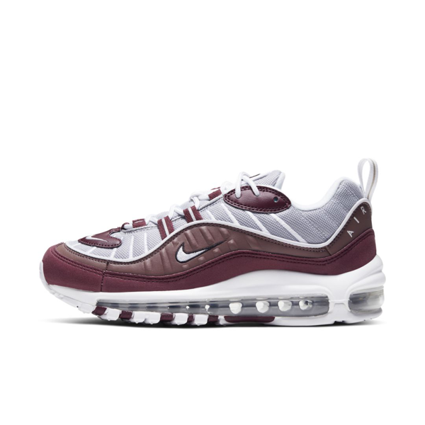 Air Max 98 Women's Shoe (wolf Grey) - Clearance Sale In Wolf Grey,plum  Eclipse,night Maroon,white