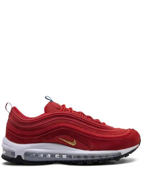 Nike Air Max 97 Men's Shoe In Red