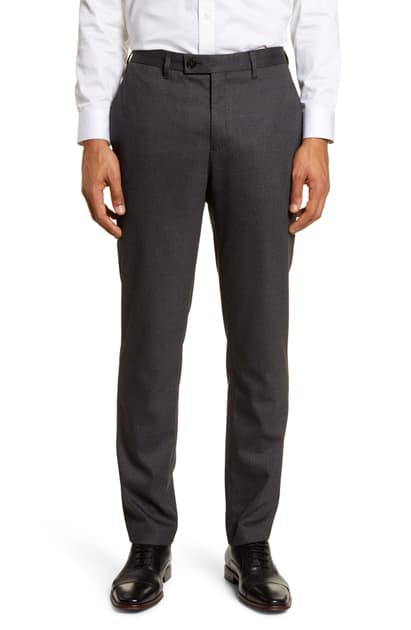 Ted Baker Mens Slim Fit Speck Trousers Navy