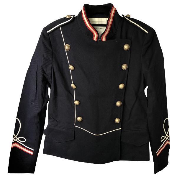 Isabel Marant Étoile Navy Cotton Jacket