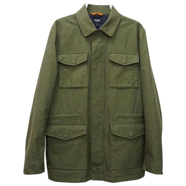 Jack Spade Khaki Cotton Jacket