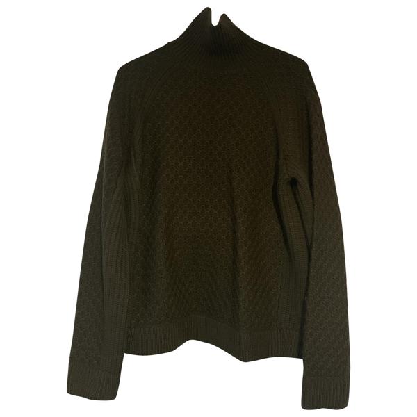 Pre-owned Neil Barrett Green Wool Knitwear & Sweatshirts