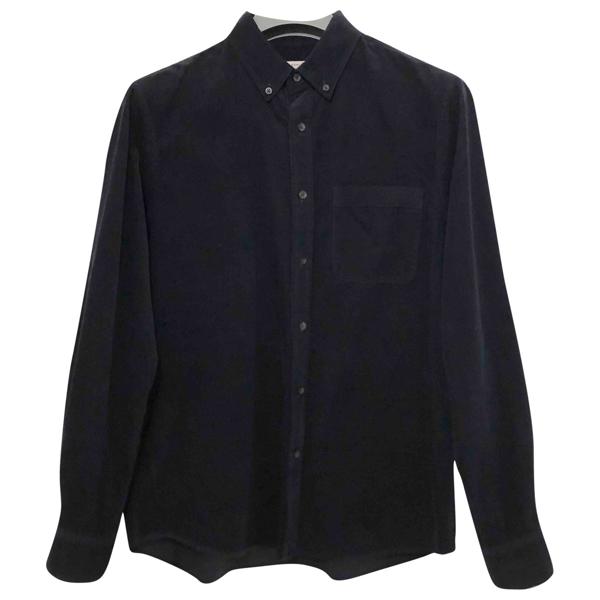 Pre-owned Club Monaco Navy Cotton Shirts
