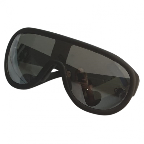 Pre-owned Moncler Black Sunglasses