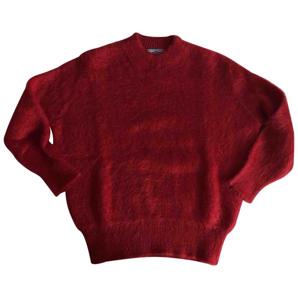 Pre-owned Prada Red Wool Knitwear