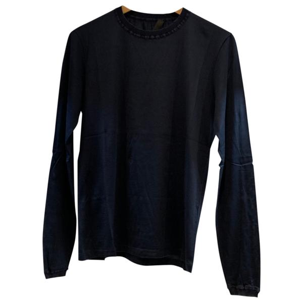 Pre-owned Prada Blue Wool Knitwear & Sweatshirts