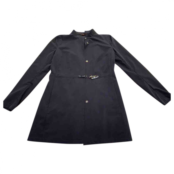 Pre-owned Fay Blue Coat