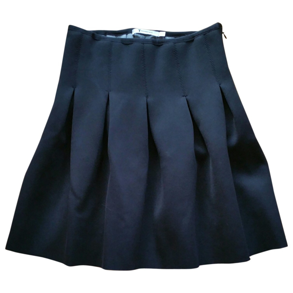 Pre-owned Alexander Wang T Black Skirt