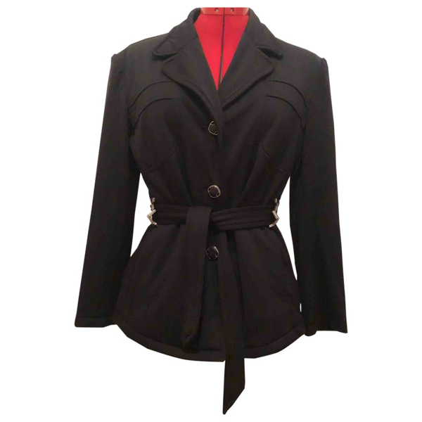 Pre-owned Fendi Black Jacket