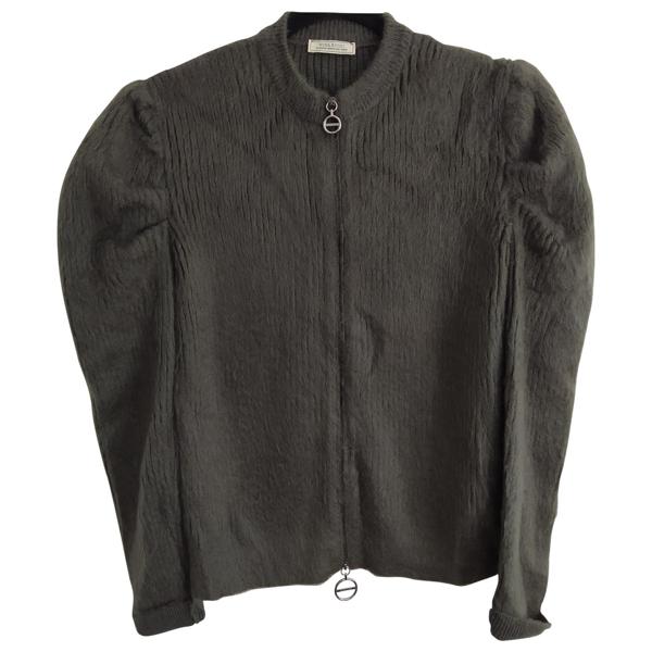 Pre-owned Nina Ricci Green Wool Knitwear