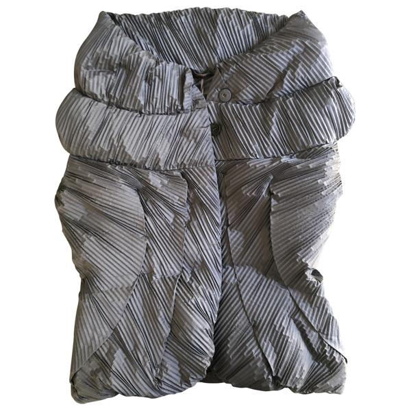 Pre-owned Ermanno Scervino Anthracite Jacket