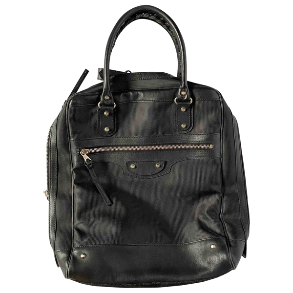Pre-owned Balenciaga Black Bag