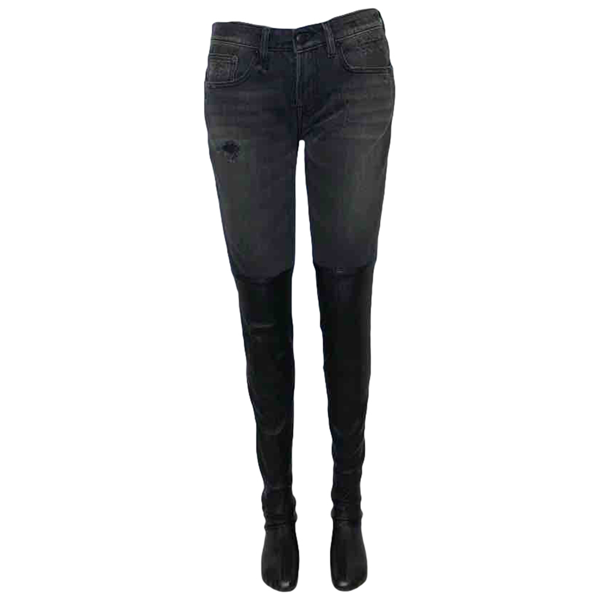 Pre-owned R13 Grey Cotton Jeans