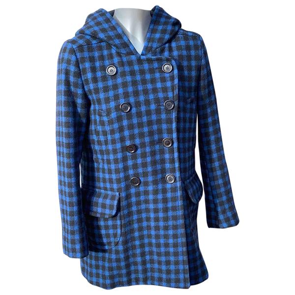 Pre-owned Prada Wool Coat
