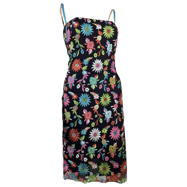 Pre-owned Christian Lacroix Multicolour Dress