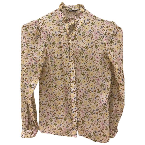 Pre-owned Alexa Chung Multicolour Cotton  Top
