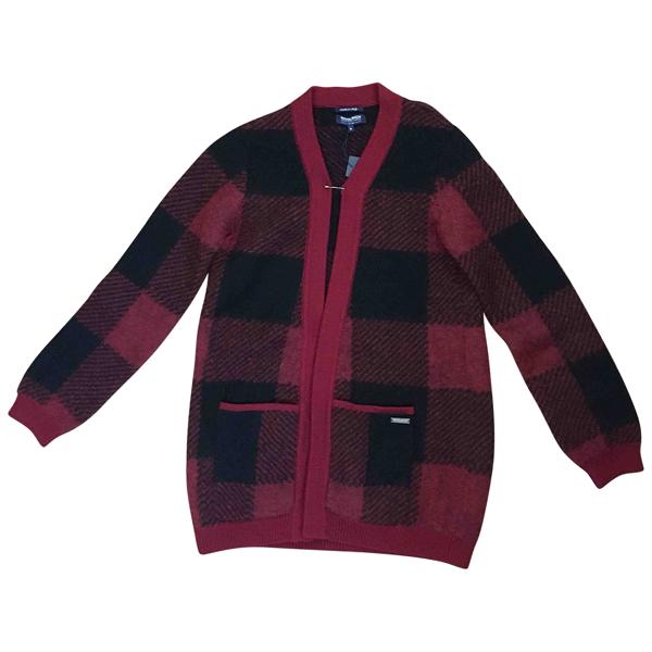 Pre-owned Woolrich Red Wool Knitwear